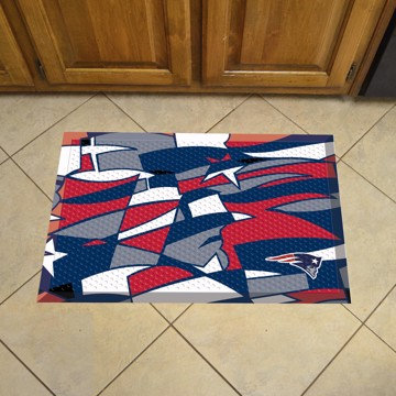 Picture of NFL - New England Patriots Scraper Mat