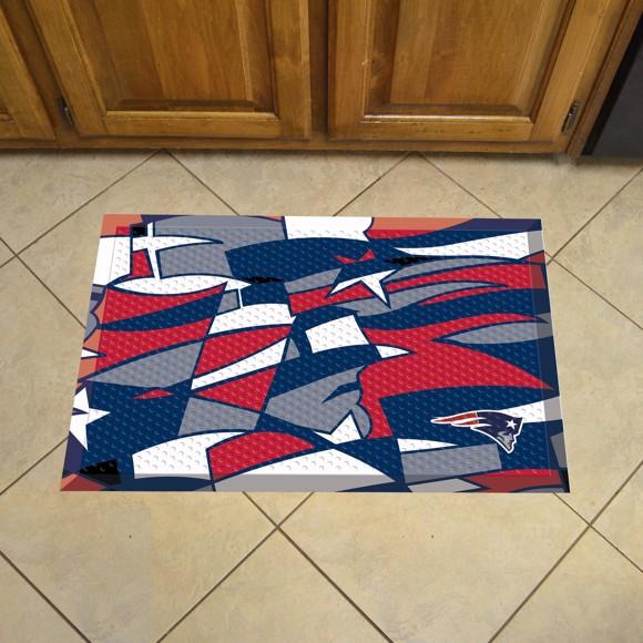 Picture of NFL - New England Patriots Scraper Mat