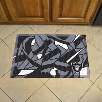 Picture of NFL - Las Vegas Raiders Scraper Mat