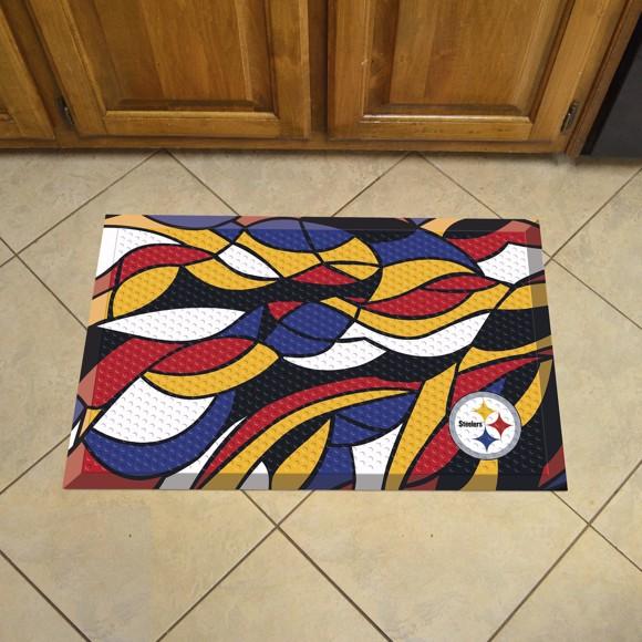 Picture of NFL - Pittsburgh Steelers Scraper Mat