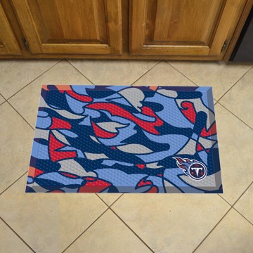 Picture of NFL - Tennessee Titans Scraper Mat
