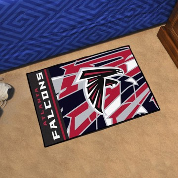 Picture of NFL - Atlanta Falcons Starter Mat
