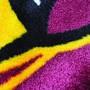 Picture of NFL - Carolina Panthers 4x6 Plush Rug