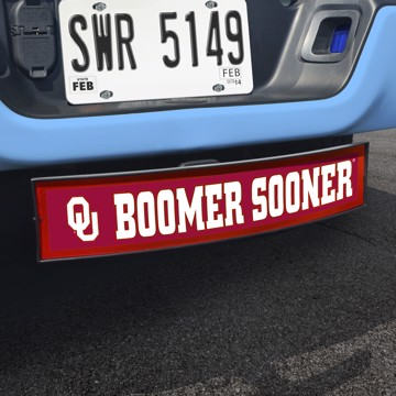 Picture of Oklahoma Light Up Hitch Cover