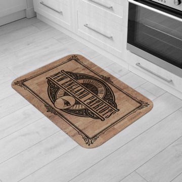 Picture of NFL - New England Patriots Cork Comfort Mat
