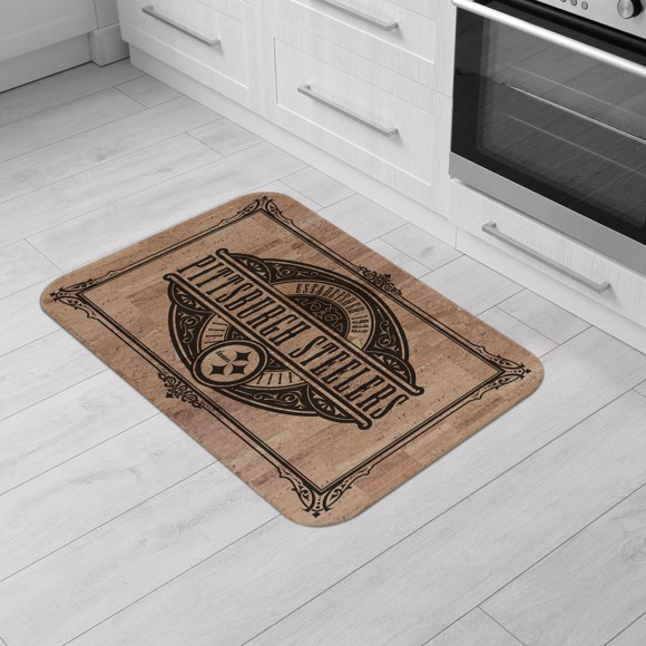 Picture of NFL - Pittsburgh Steelers Cork Comfort Mat