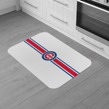 Picture of MLB - Chicago Cubs Burlap Comfort Mat