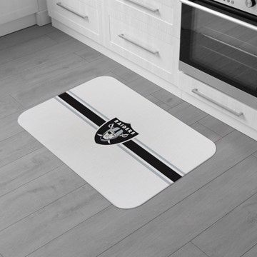 Picture of NFL - Oakland Raiders Burlap Comfort Mat