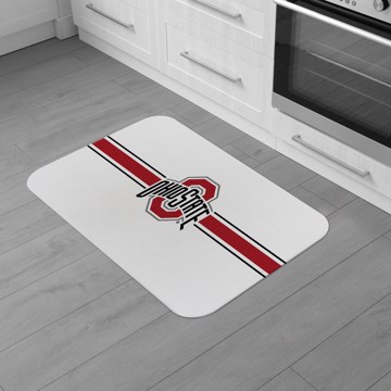 Picture of Ohio State Burlap Comfort Mat