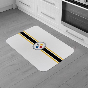 Picture of NFL - Pittsburgh Steelers Burlap Comfort Mat