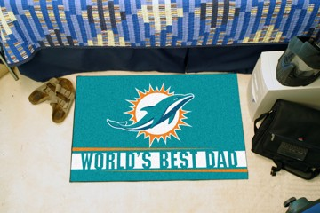 Picture of NFL - Miami Dolphins Starter Mat