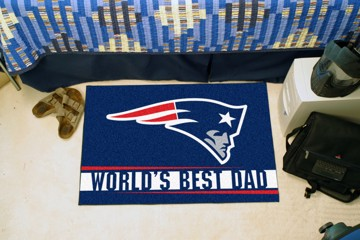 Picture of NFL - New England Patriots Starter Mat