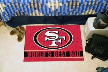 Picture of NFL - San Francisco 49ers Starter Mat