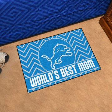 Picture of NFL - Detroit Lions Starter Mat