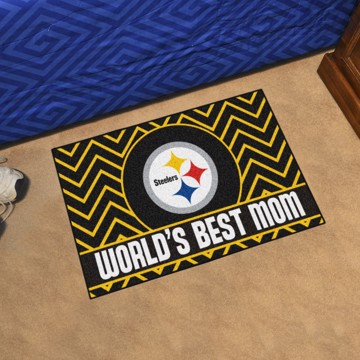 Picture of NFL - Pittsburgh Steelers Starter Mat