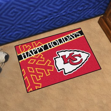 Picture of NFL - Kansas City Chiefs Starter Mat