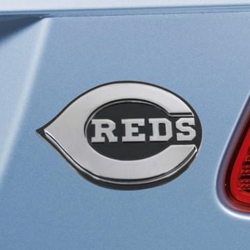 Picture of MLB - Cincinnati Reds Emblem - Chrome