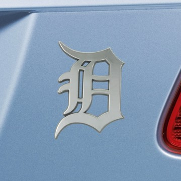 Picture of MLB - Detroit Tigers Emblem - Chrome