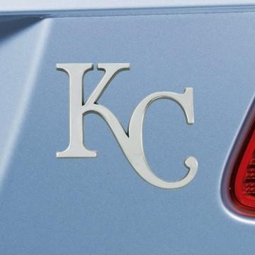 Picture of MLB - Kansas City Royals Emblem - Chrome