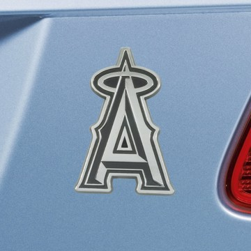 Picture of MLB - Los Angeles Angels Emblem - Chrome