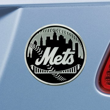 Picture of MLB - New York Mets Emblem - Chrome