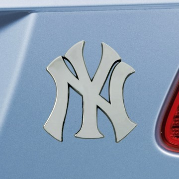 Picture of MLB - New York Yankees Emblem - Chrome