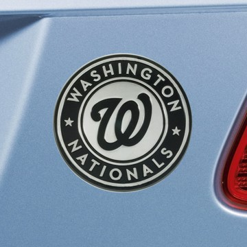 Picture of MLB - Washington Nationals Emblem - Chrome