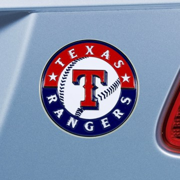 Picture of MLB - Texas Rangers Emblem - Color