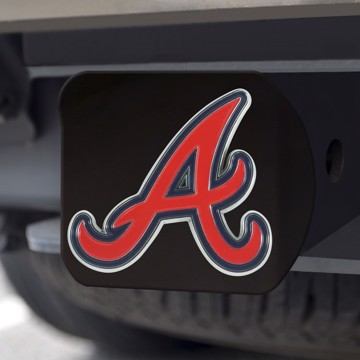Picture of MLB - Atlanta Braves Hitch Cover