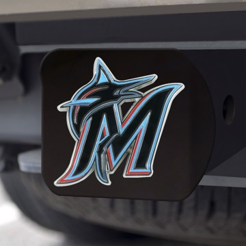 Picture of MLB - Miami Marlins Hitch Cover