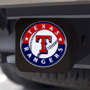 Picture of MLB - Texas Rangers Hitch Cover