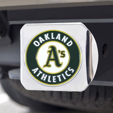 Picture of MLB - Oakland Athletics Hitch Cover