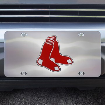 Picture of MLB - Boston Red Sox Diecast License Plate