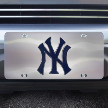 Picture of MLB - New York Yankees Diecast License Plate