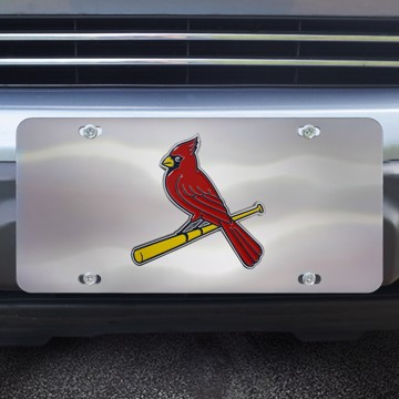 Picture of MLB - St. Louis Cardinals Diecast License Plate