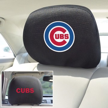 Picture of MLB - Chicago Cubs Headrest Cover