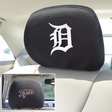Picture of MLB - Detroit Tigers Headrest Cover