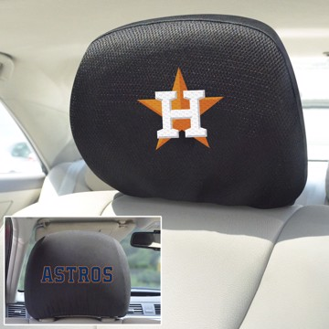 Picture of MLB - Houston Astros Headrest Cover