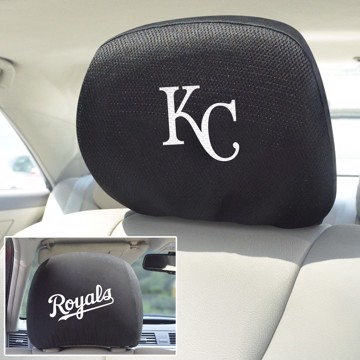 Picture of MLB - Kansas City Royals Headrest Cover