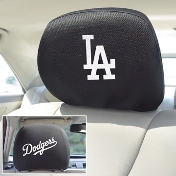 Picture of MLB - Los Angeles Dodgers Headrest Cover