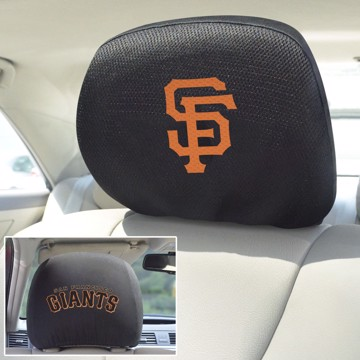Picture of MLB - San Francisco Giants Headrest Cover