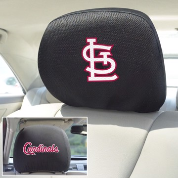 Picture of MLB - St. Louis Cardinals Headrest Cover