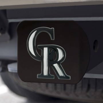 Picture of MLB - Colorado Rockies Hitch Cover