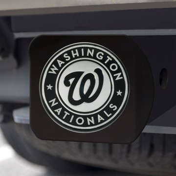 Picture of MLB - Washington Nationals Hitch Cover