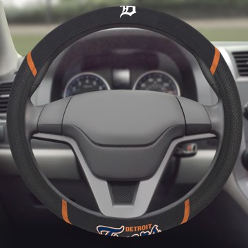 Picture of MLB - Detroit Tigers Steering Wheel Cover