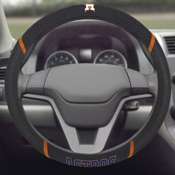 Picture of MLB - Houston Astros Steering Wheel Cover