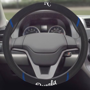 Picture of MLB - Kansas City Royals Steering Wheel Cover