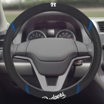 Picture of MLB - Los Angeles Dodgers Steering Wheel Cover