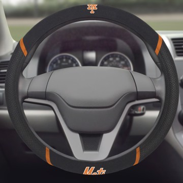 Picture of MLB - New York Mets Steering Wheel Cover