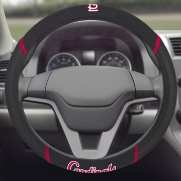 Picture of MLB - St. Louis Cardinals Steering Wheel Cover